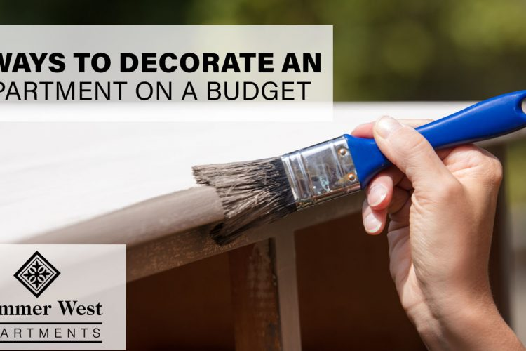 6 Ways to Decorate an Apartment on a Budget
