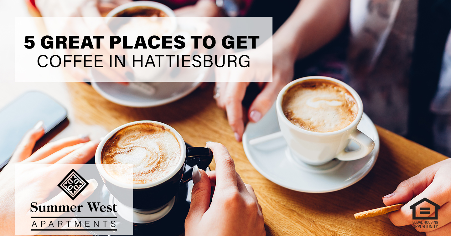 Places to Get Coffee in Hattiesburg