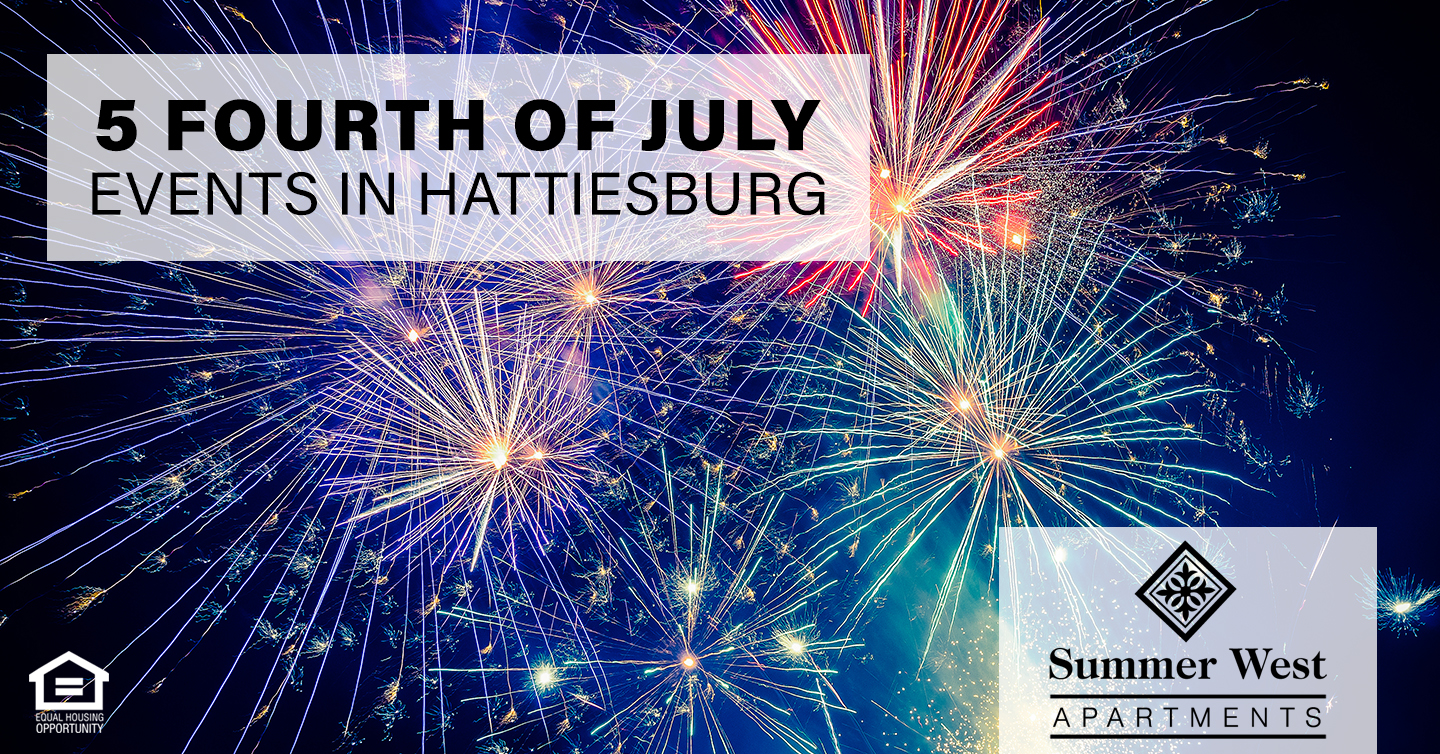 Fourth of July Events in Hattiesburg