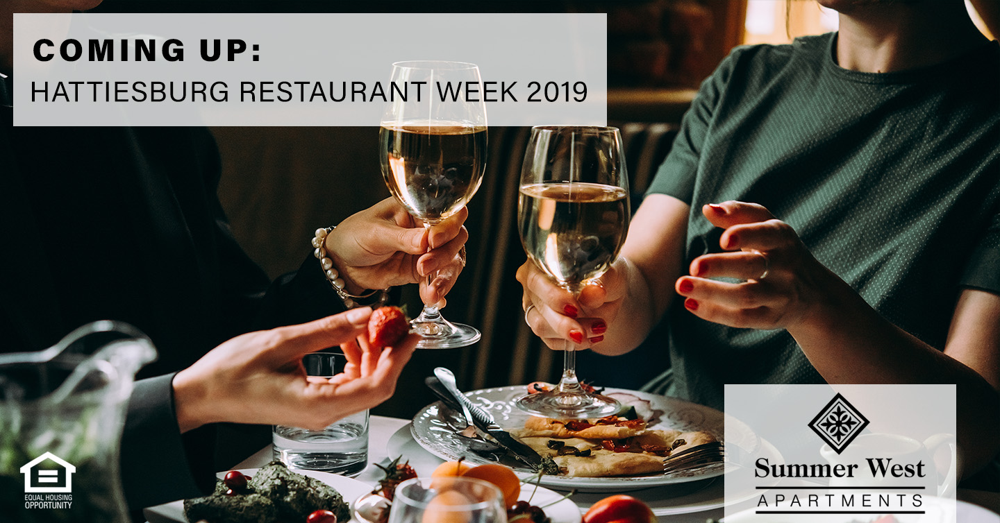 Hattiesburg Restaurant Week 2019