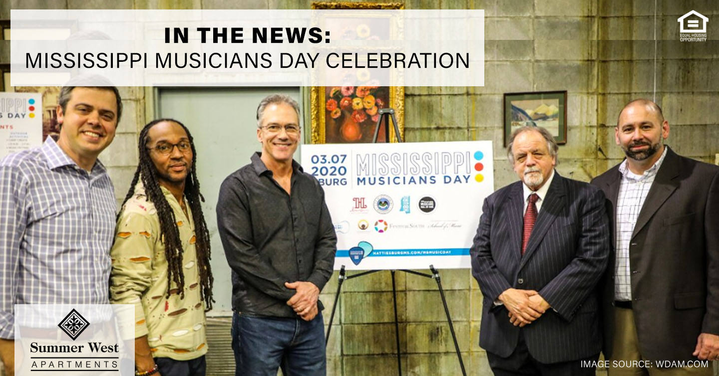 Mississippi Musicians Day Celebration