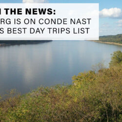 Hattiesburg is on Conde Nast Traveler's Best Day Trips List