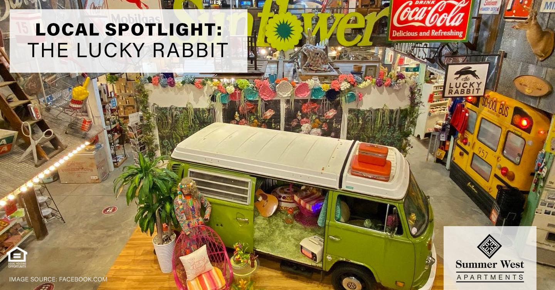 Local Spotlight: The Lucky Rabbit
