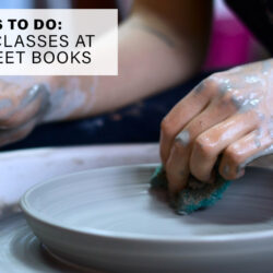 Pottery Classes at Main Street Books
